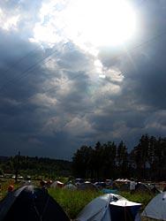 Drīz būs lietus