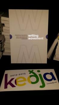 """keðja Writing Movement"""