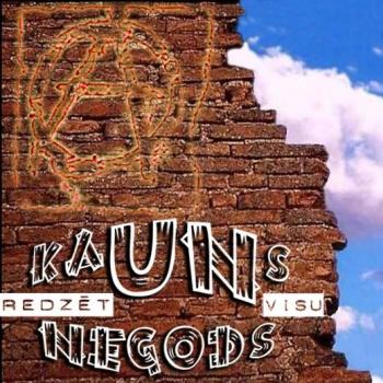 """""""Kauns un Negods"""" albums"""