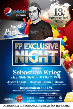 """FP Exclusive Night"""