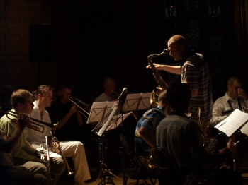 """City Jazz Big Band"""