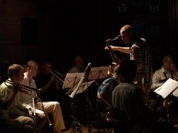 """City Jazz Big Band"""