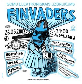 """Finvaders"""