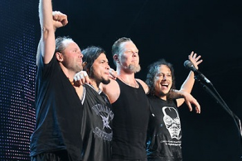 "Grupa ""Metallica"""