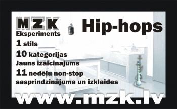 MZK Eksperiments: Hip-hops