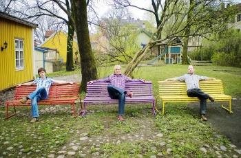 """Norvēģu trio """"Poing"""""""