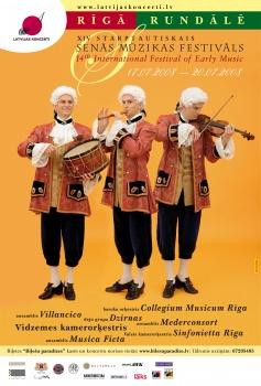 XIV Starptautiskais Senās mūzikas festivāls