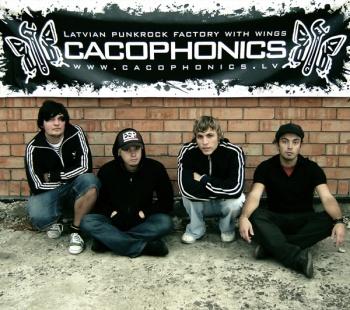 """Grupa """"Cacophonics"""""""