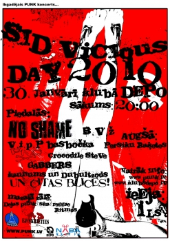 Sid Vicious Day 2010