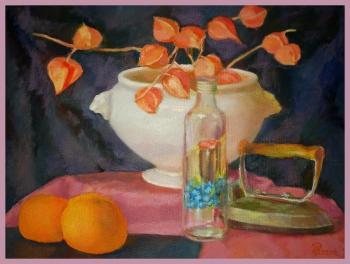 Brigitas Pomerantes glezna