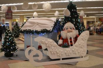 Ar radošiem pasākumiem un vijoles skaņām ieskandinās Ziemassvētkus