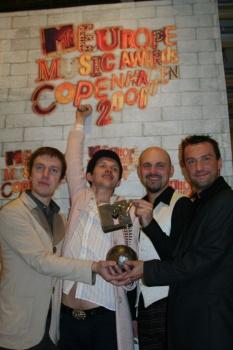 """Brainstorm"" Best Baltic Act winner"