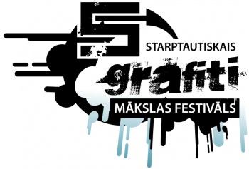 5.Starptautiskais Grafiti mākslas festivāls