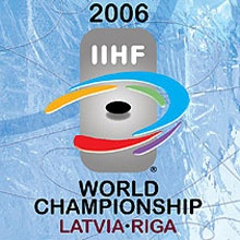 2006. hokeja čempionāta logo