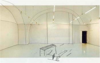 Uva Osmane - Mets ekspozīcijas projektam 2007