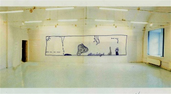 Kirstena Helfriša - Mets ekspozīcijas projektam 2007