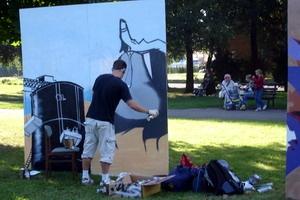 Graffiti mākslas festivāls 2005